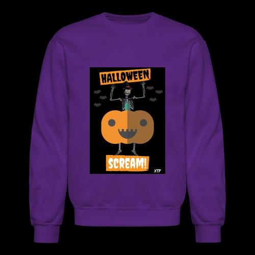 Halloween night - Crewneck Sweatshirt