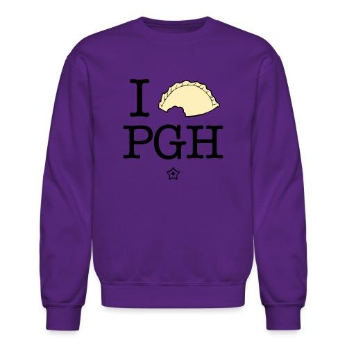 I pierog PGH - Unisex Crewneck Sweatshirt
