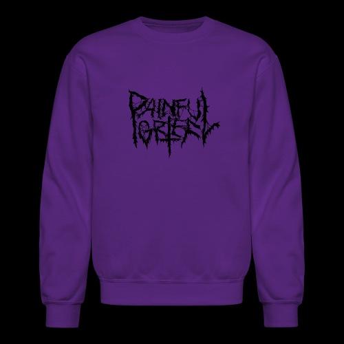 Painful Grief Logo - Crewneck Sweatshirt