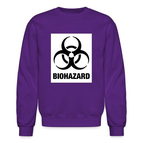 Biohazard - Crewneck Sweatshirt