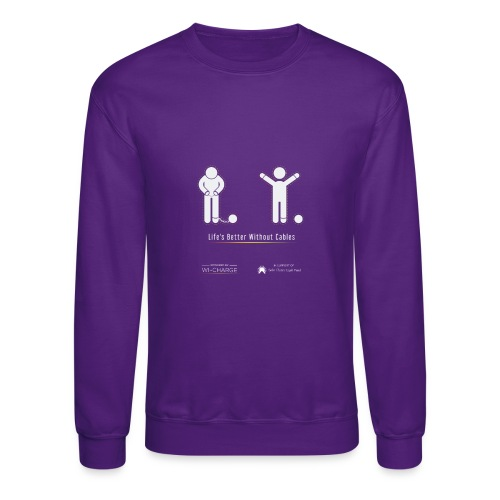 Life's better without cables: Prisoners - SELF - Crewneck Sweatshirt