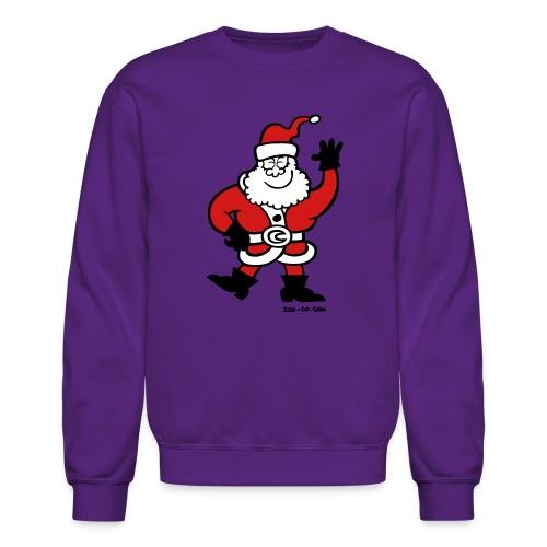 Santa Claus Greetings - Crewneck Sweatshirt