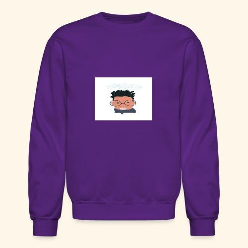 weiweigang logo edit - Crewneck Sweatshirt