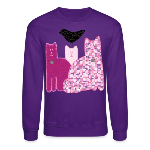 Miranda Sings Favorite Cats - Crewneck Sweatshirt