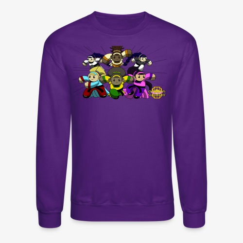 The Guardians of the Cloudgate w/ Logo - Crewneck Sweatshirt