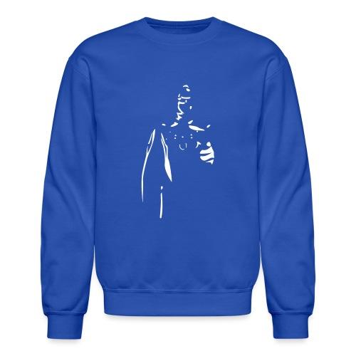 Rubber Man Wants You! - Crewneck Sweatshirt