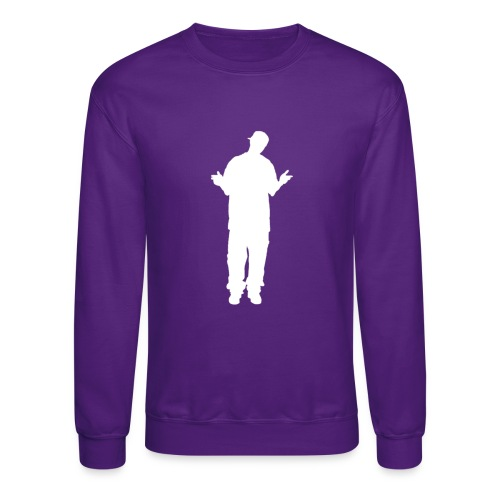 headrush collectables man white - Unisex Crewneck Sweatshirt
