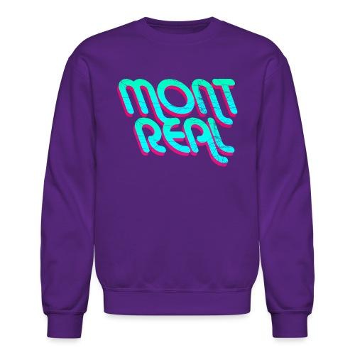 MONTREAL - Unisex Crewneck Sweatshirt