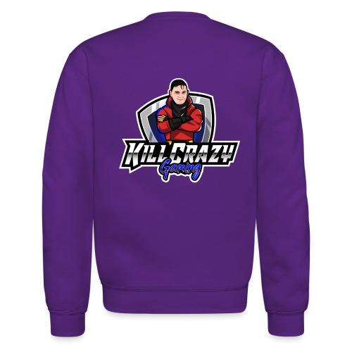 KillCrazy Gaming - Unisex Crewneck Sweatshirt