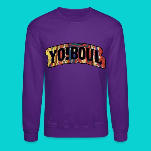 Yo ! Boul Coogi Collection - Crewneck Sweatshirt
