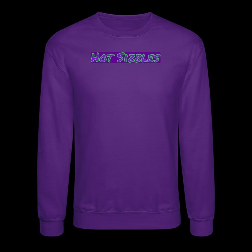 hot sizzles - Crewneck Sweatshirt