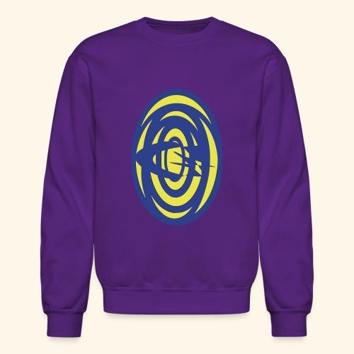 first logo - Crewneck Sweatshirt