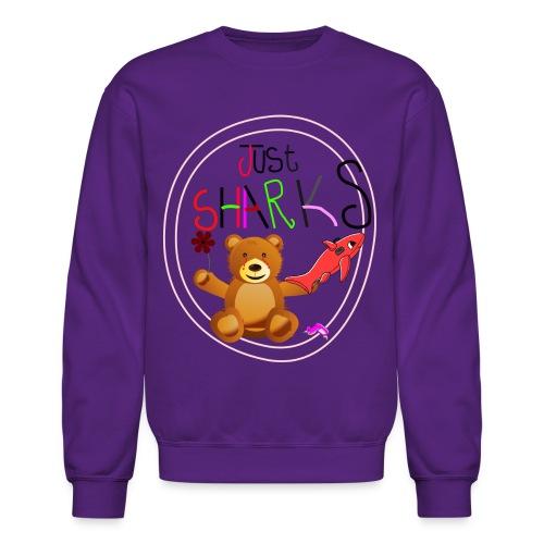 Just Shark - Crewneck Sweatshirt