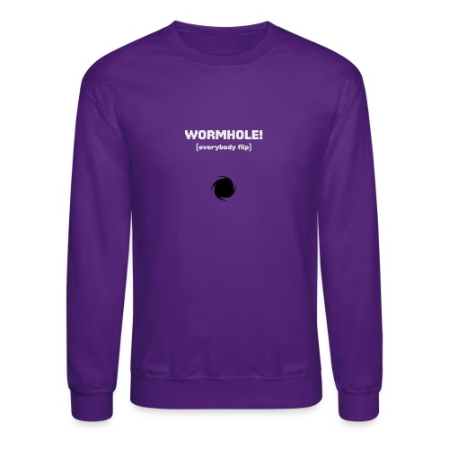 Spaceteam Wormhole! - Crewneck Sweatshirt