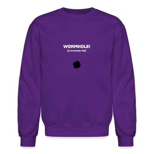 Spaceteam Wormhole! - Crewneck Sweatshirt