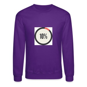 10% Album - Crewneck Sweatshirt