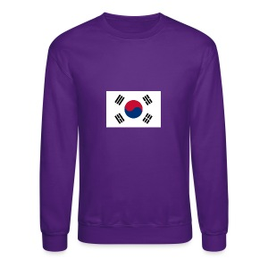 Flag of South Korea - Crewneck Sweatshirt