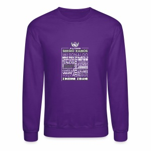 Real Madrid Design - Crewneck Sweatshirt