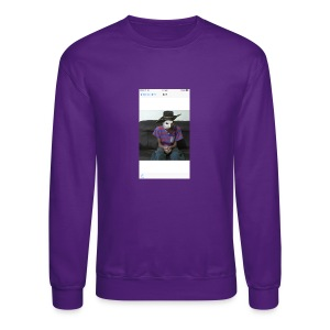 Clothes For Akif Abdoulakime - Crewneck Sweatshirt
