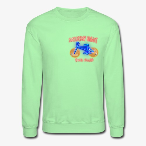 Saturday Night Bike Club - Unisex Crewneck Sweatshirt