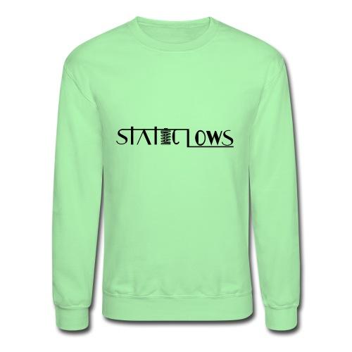 Staticlows - Unisex Crewneck Sweatshirt