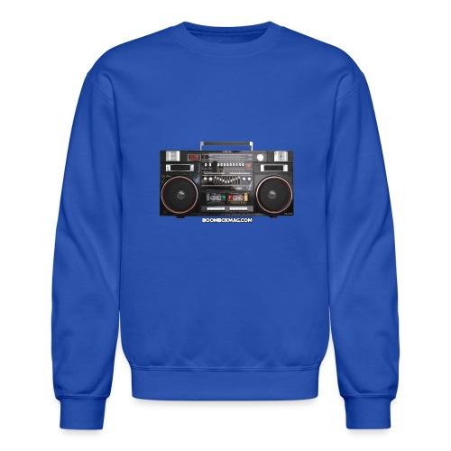 Helix HX 4700 Boombox Magazine T-Shirt - Unisex Crewneck Sweatshirt