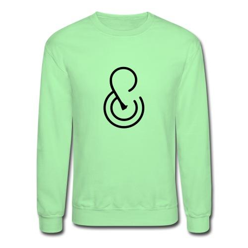 BL&CK - Unisex Crewneck Sweatshirt