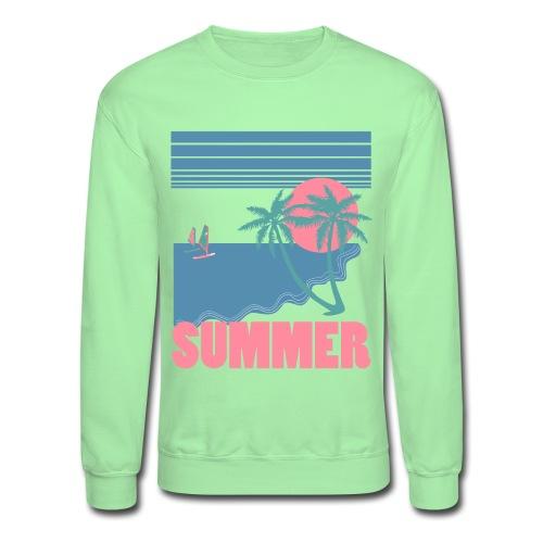Summer - Unisex Crewneck Sweatshirt
