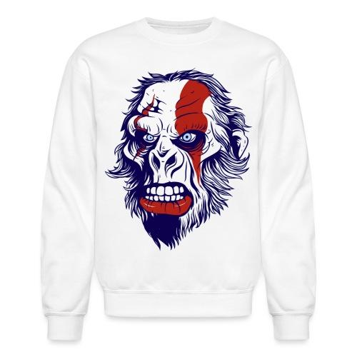 Gorilla war fare - Unisex Crewneck Sweatshirt