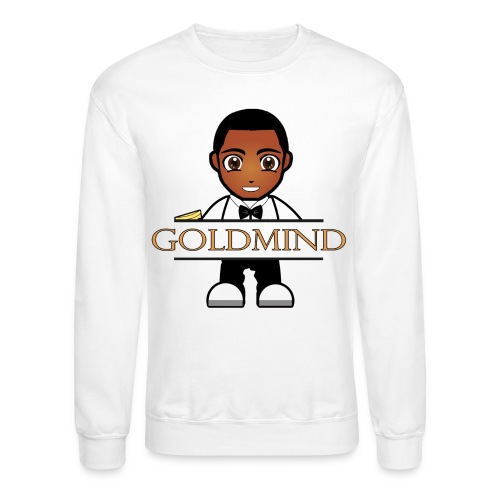 Goldmind 3 - Unisex Crewneck Sweatshirt