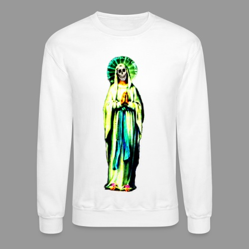 Cult Of Santa Muerte - Crewneck Sweatshirt