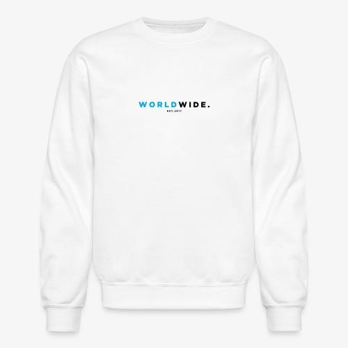 WEARWORLDWIDE - Crewneck Sweatshirt