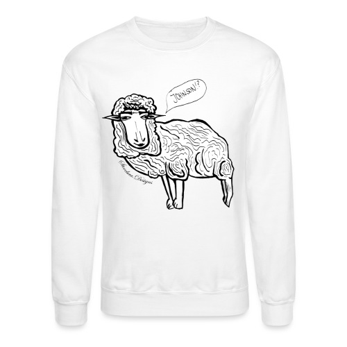 Johnson Sheep - Crewneck Sweatshirt