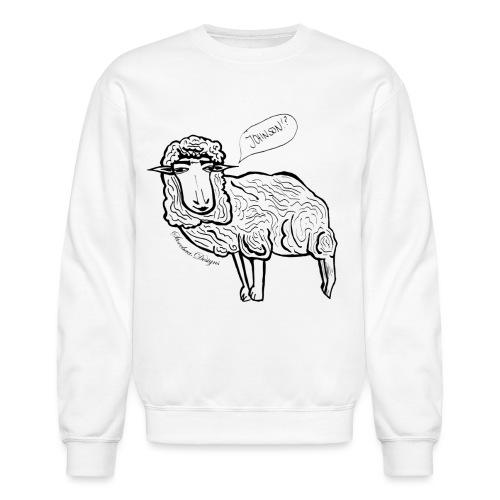 Johnson Sheep - Unisex Crewneck Sweatshirt