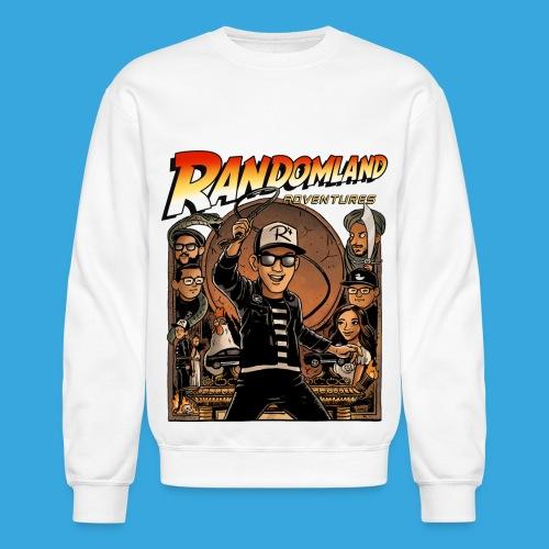 RANDOMLAND ADVENTURER - Crewneck Sweatshirt