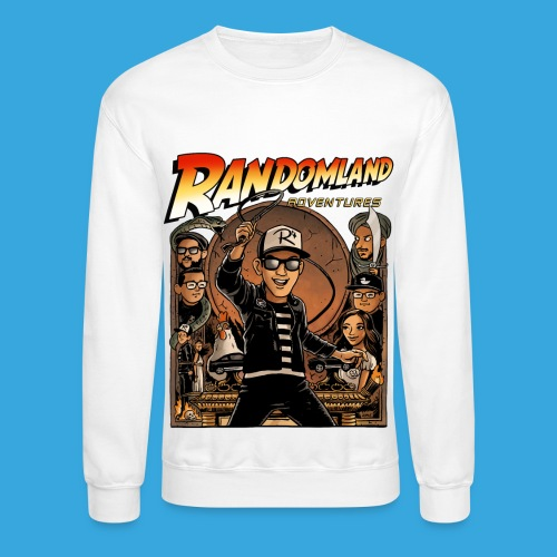 RANDOMLAND ADVENTURER - Unisex Crewneck Sweatshirt
