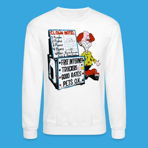 Clown Sleep - Crewneck Sweatshirt