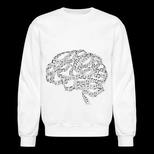 Sound of Mind   Audiophile's Brain - Crewneck Sweatshirt
