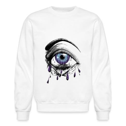 Lightning Tears - Unisex Crewneck Sweatshirt