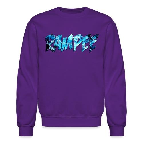 Blue Ice - Crewneck Sweatshirt