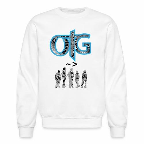 Urban OTG Design - Crewneck Sweatshirt