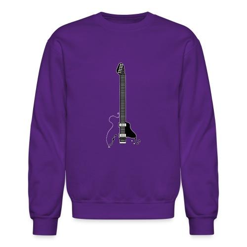 Electric Guitar - Crewneck Sweatshirt