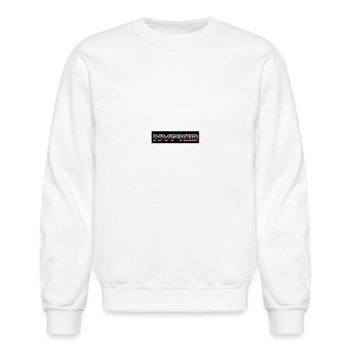 nvpkid shirt - Unisex Crewneck Sweatshirt