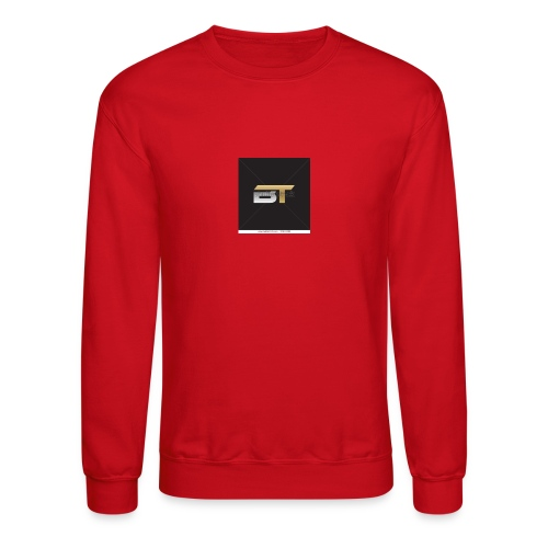 BT logo golden - Crewneck Sweatshirt