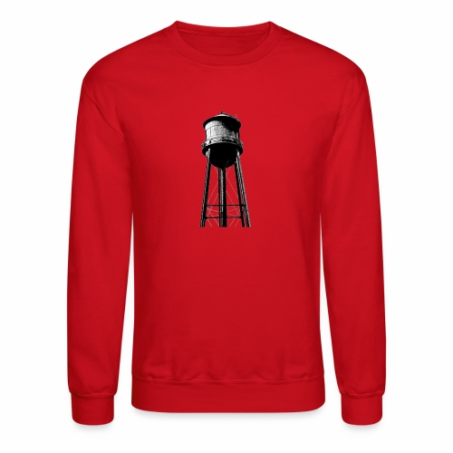 Water Tower - Crewneck Sweatshirt