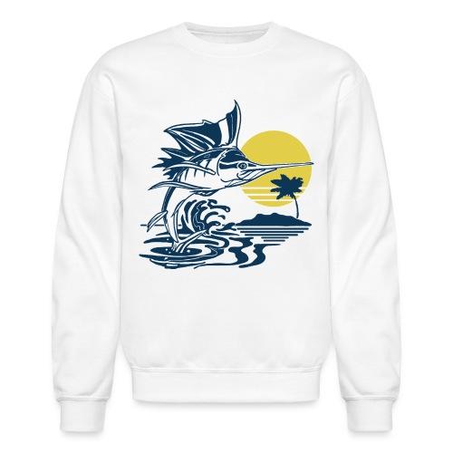 Sailfish - Unisex Crewneck Sweatshirt