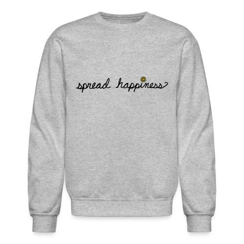 Spread Happiness Women's T-shirt - Crewneck Sweatshirt