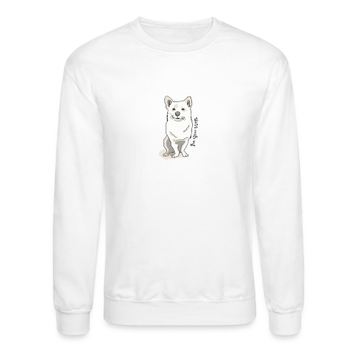 Saving Korean Mutts Project - Unisex Crewneck Sweatshirt
