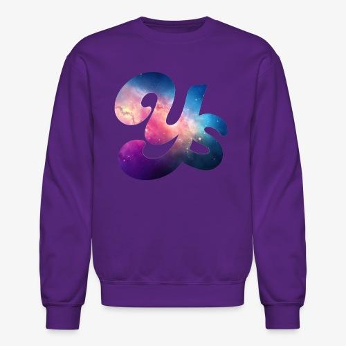 Galaxy - Crewneck Sweatshirt