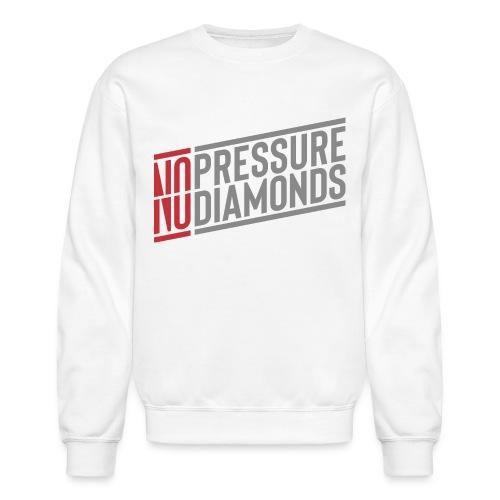 diamonds pressure - Unisex Crewneck Sweatshirt